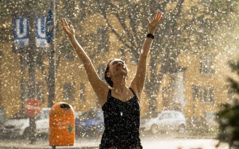 Сегодня на западе Украины дожди и жара