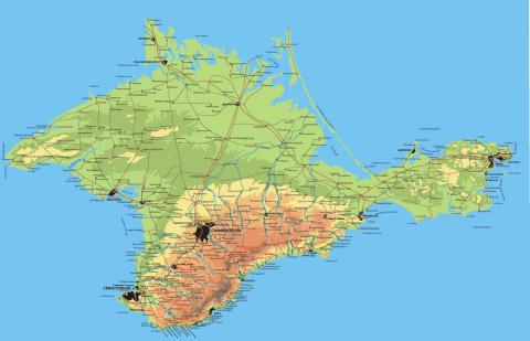 Крымского федерального округа больше нет