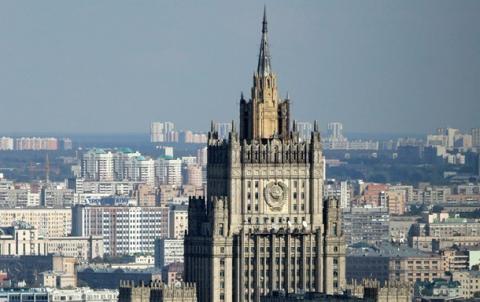 Назначен временный поверенный в делах России в Украине