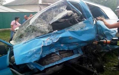 В Киевской области произошло ДТП, есть жертвы