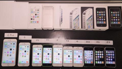 Apple продала более миллиарда айфонов
