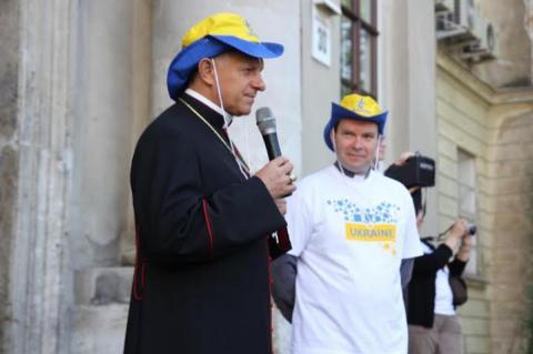 Всемирные дни молодежи в Польше привлекли больше украинцев, чем во время Крестного хода на Киев