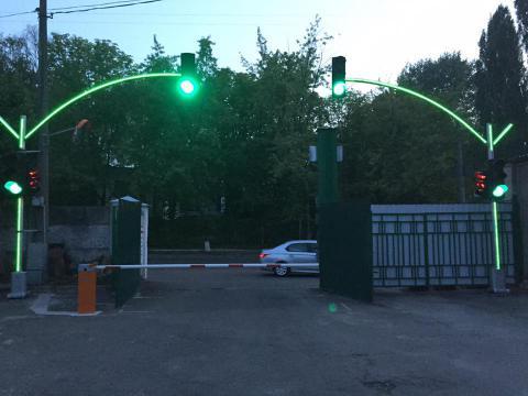 В Киеве появятся экспериментальные светофоры