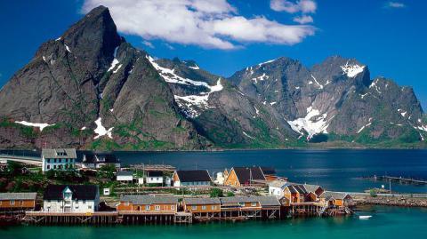 Финляндия на день рождения получит в подарок гору