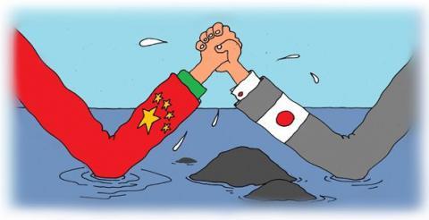 Пекин надеется, что Токио переосмыслит ситуацию по поводу Южно-Китайского моря