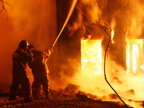 Высокая пожароопасность в Украине продлится до 1 августа
