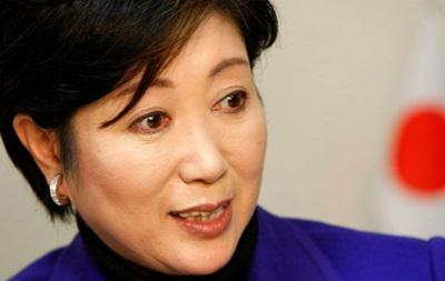 Женщина впервые станет губернатором Токио