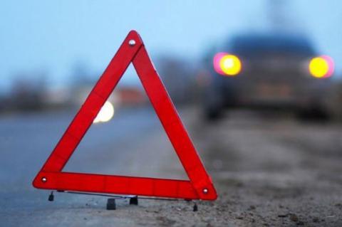 Во Львовской области автомобиль упал в реку