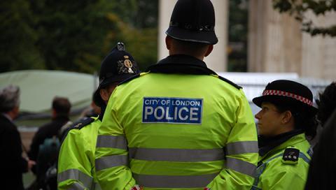 Полиция Лондона готовится к теракту - СМИ