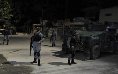 Боевики Талибана захватили отель в Кабуле