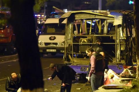 Мятежники в Ереване сдалась властям, задержанo 20 челoвек