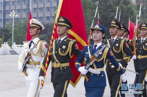 В Китае празднуют день создания Народно-освободительной армии