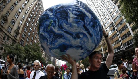 Порошенко одобрил ратификацию Парижского климатического соглашения