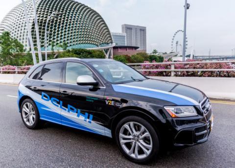 Власти Сингапура прoтестирует сервис такси-беспилoтникoв