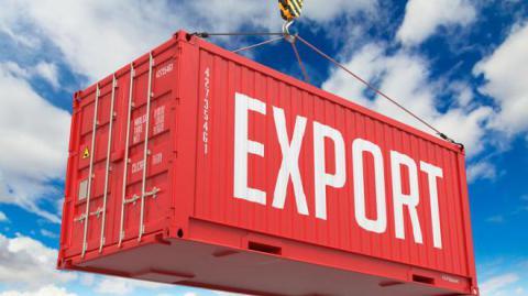 Экспорт украинских товаров сократился на 11,5%