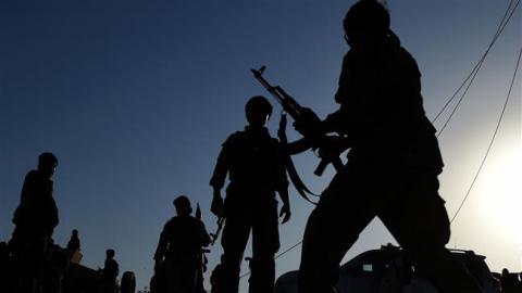 Боевики за прошедшие сутки 54 раза обстреляли украинские позиции