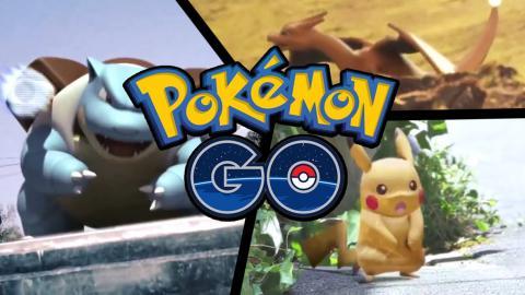 Из-за Pokemon Go растет количество курьезных случаев