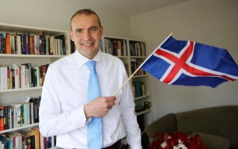 В Исландии официально вступил в должность новый президент