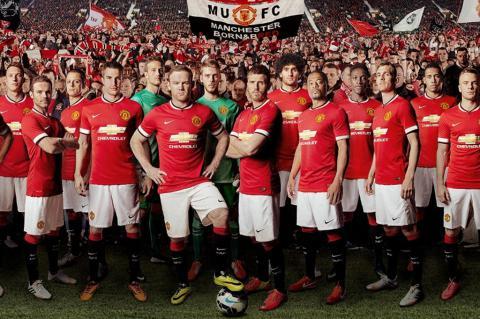 Английские команды заработают 226,5 млн фунтов на рекламе спонсоров на футболках