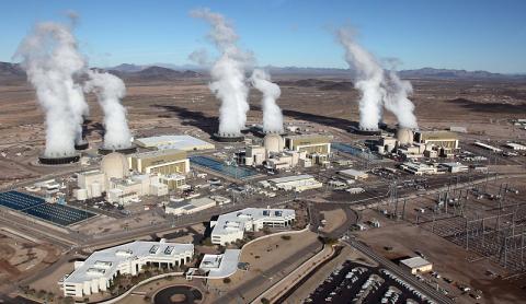 США находятся на первом месте по числу работающих атомных реакторов