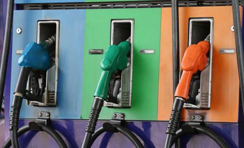 В Киеве стало меньше моторного бензина