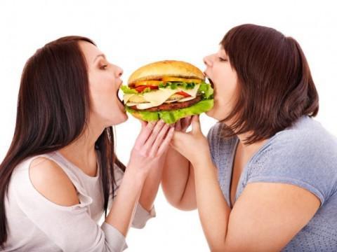 Мясо приводит к ожирению так же часто как сахар