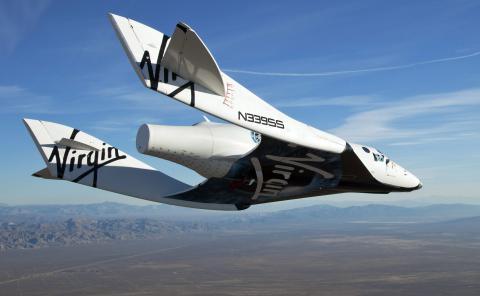 Впервые в истории проведут пассажирские космические путешествия