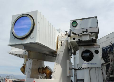 Россия приняла на вооружение образцы лазерного оружия