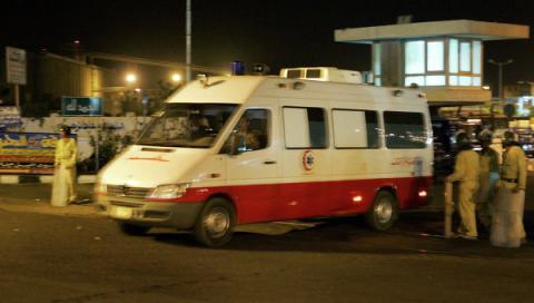 В Египте обрушился дом, есть жертвы