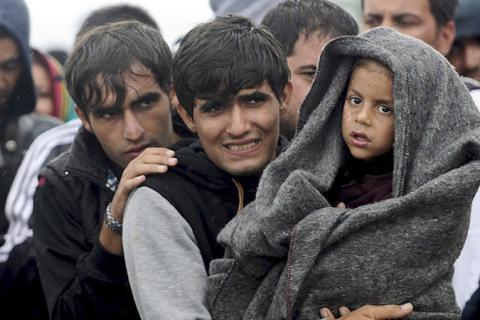 Чехия не хочет принимать беженцев