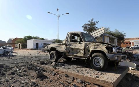 В Бенгази в результате взрыва погибли 22 человека