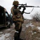 За прошедшие сутки боевики 71 раз обстреляли позиции сил АТО