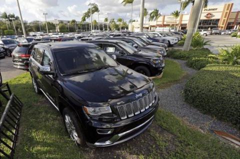 К Fiat Chrysler Automobiles подали иск родители погибшего актера Ельчина