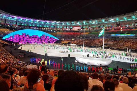 Бразильскую модель Жизель Бундхен ограбят на церемонии открытия Олимпиады
