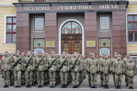Первокурсники элитного военного ВУЗа Украины совершили заказное убийство