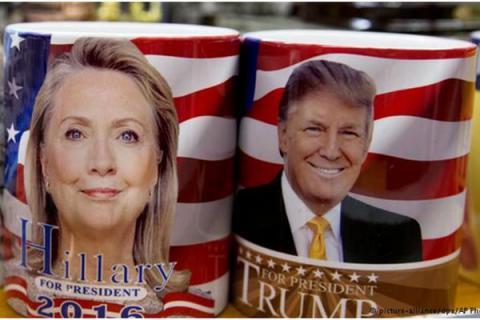 Американцы считают, что Клинтон будет управлять США лучше Трампа, - опрос