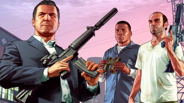 Чем так примечательна игра GTA 5