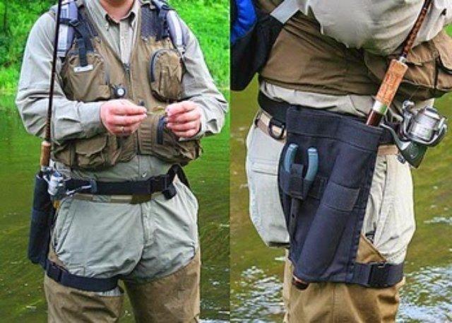 Защитные жилеты для рыбалки: доставка по Украине