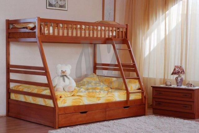 Правила выбора двухъярусных кроватей