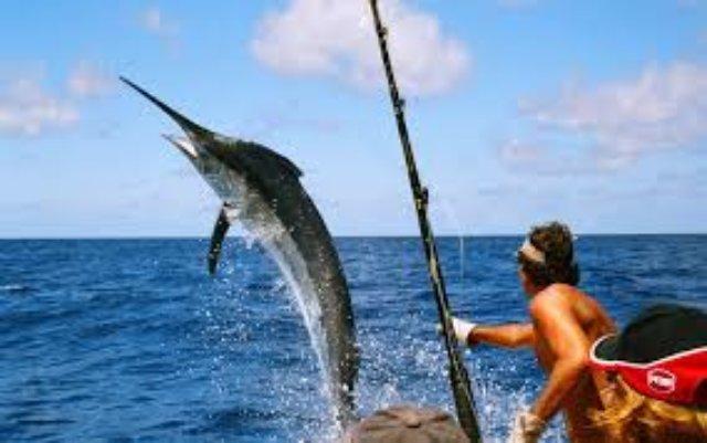 Экзотическая рыбалка