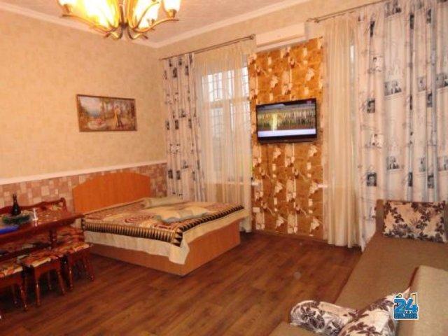 Снять квартиру посуточно в Одессе